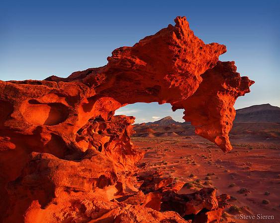 Hanging Heads Mojave Desert - BLM land