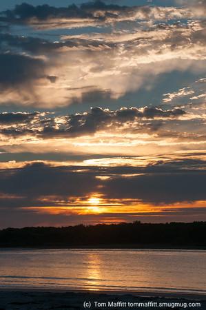 """Cloudy Sunrise"""