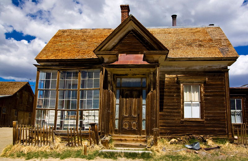 House #6 in Bodie