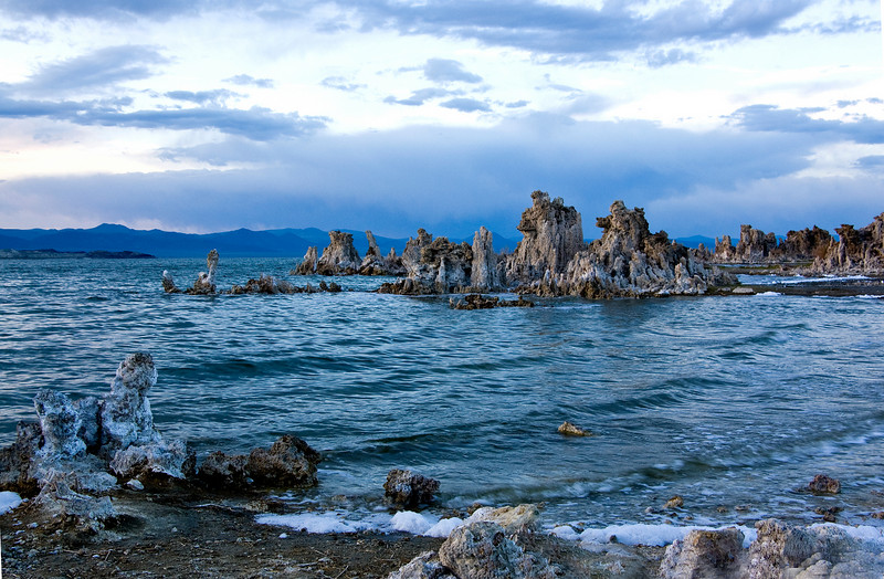 Sunset at Mono Lake