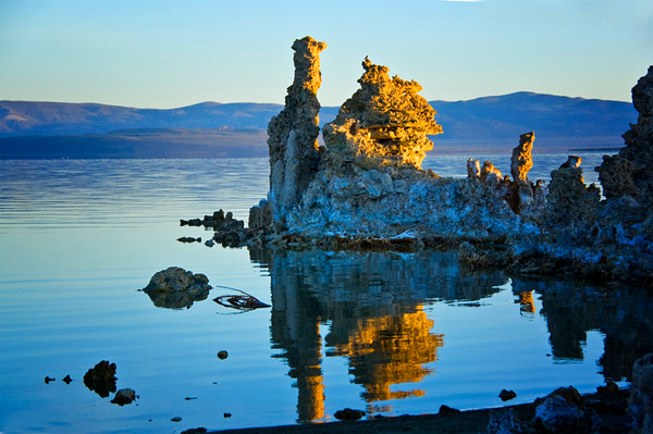 5:45 am at Mono Lake