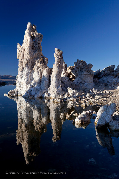 Mono Lake late afternoon light