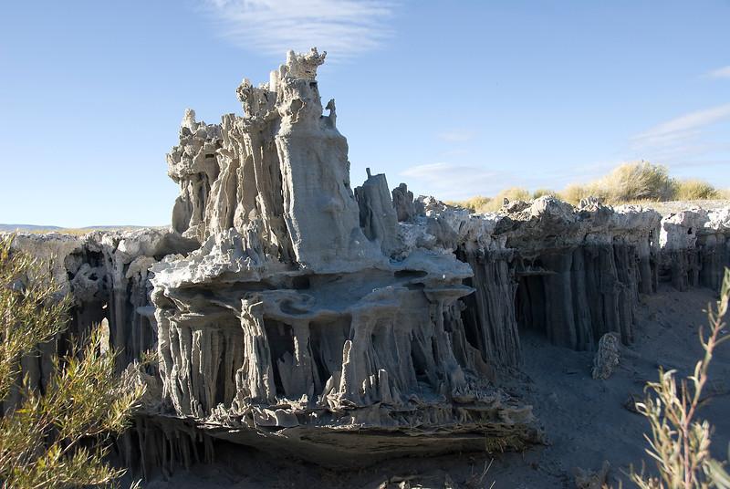 Tufa castle