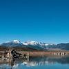 Sierras and Mono Lake