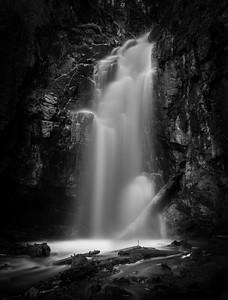Lichen Waterfalls