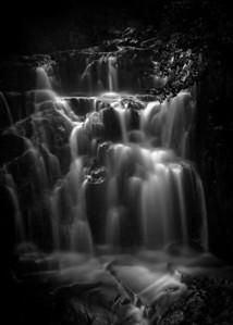 Narada Falls, Mt Rainier National Park, Washington, USA