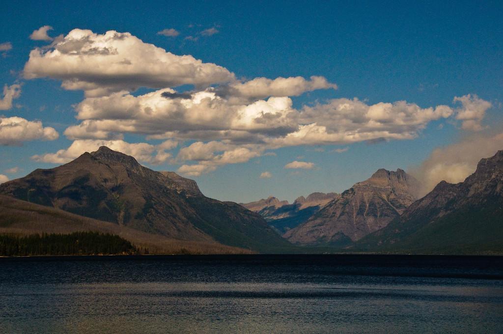 Lake MacDonald at Apgar