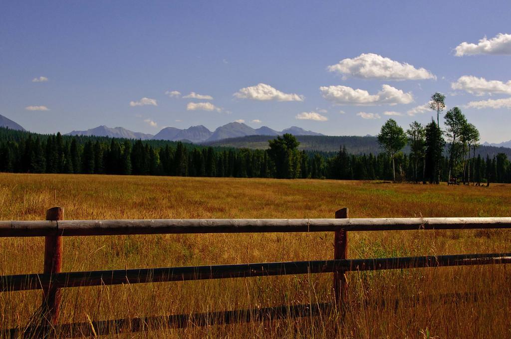 Pasture at Polebridge