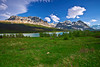 Montana, Glacier National Park, Many Glaciers, Lake Sherburne, Landscape, 蒙大拿, 冰川国家公园, 风景