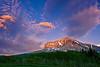 Montana, Glacier National Park, Many Glaciers, Sunset, Landscape, 蒙大拿, 冰川国家公园, 风景