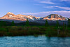 Montana, Glacier National Park, The Sun Road (east), Sunset, Landscape, 蒙大拿, 冰川国家公园, 风景