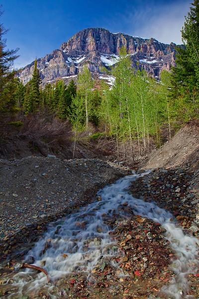Montana, Glacier National Park, The Sun Road (east), Landscape, 蒙大拿, 冰川国家公园, 风景