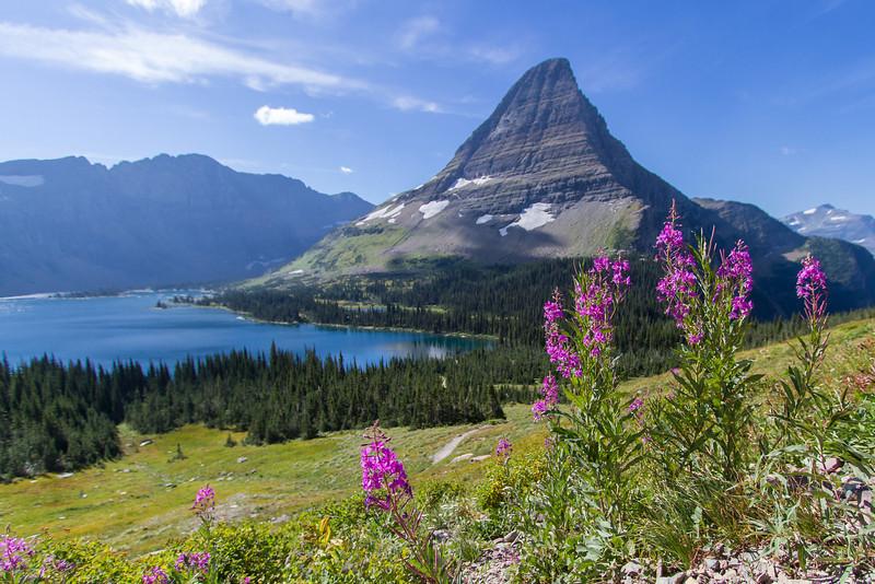 Hidden Lake, Glacier MT