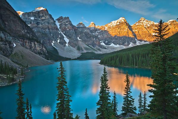 Montana and Canada
