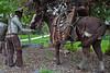cowboy sculpture, Ennis Montana