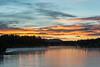 sunrise from Fishing Bridge, Yellowstone River