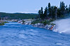 Firehole River at Midway Geyser Basin