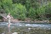 7 casts, 7 hookups at Hellroaring Creek