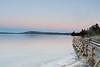West Thumb geyser basin and Yellowstone Lake