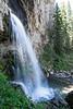 Bridal Falls, Silvergate Montana
