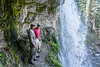 Bob and Ray, Bridal Falls