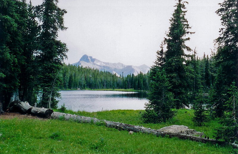 Lady of the Lake, Bear Tooth Mtns