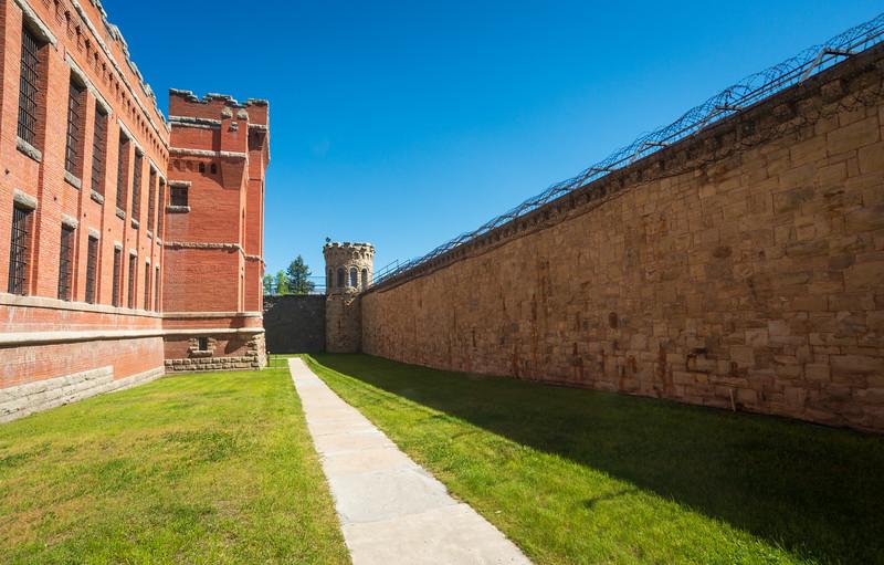 Old Prison Museum, Montana