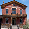 Hotel Mead located in Bannack.