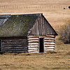 An old barn south of Wisdom, Mt enoute to Dillon, MT