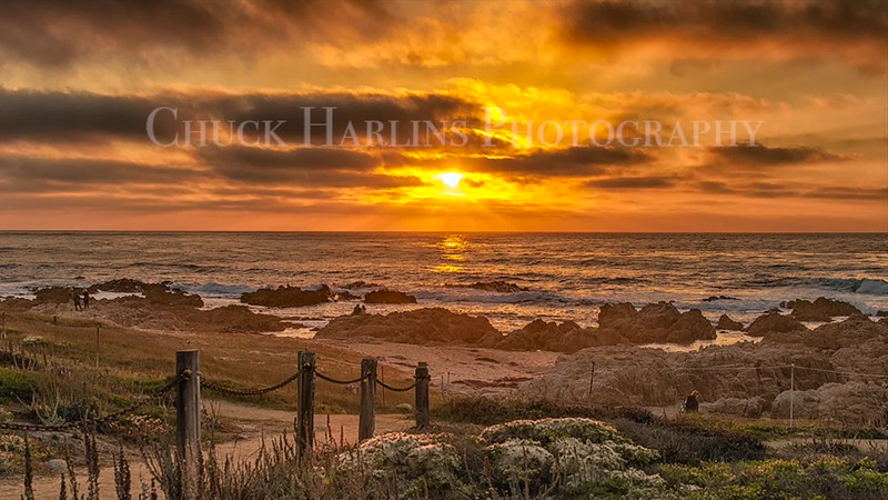 Seascape Slide Show By Chuck Harlins Photography