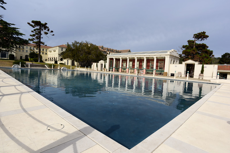 Del Monte Hotel @ The Naval Postgraduate School