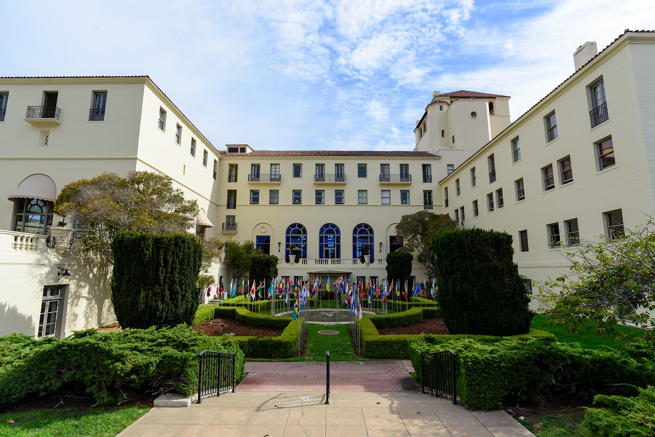Del Monte Hotel @ The Naval Postgraduate School
