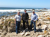 Peter, Dugald & Paul - Spanish Bay
