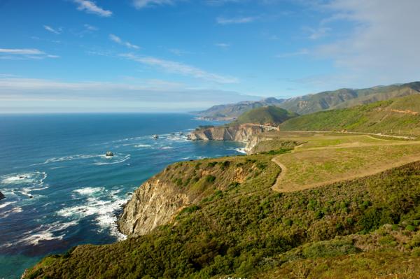 California Central Coast, Fall 2011