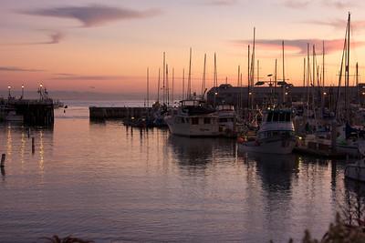 Fisherman's Wharf - Monterey, CA