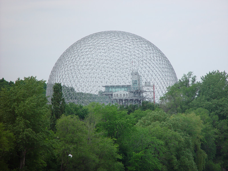 The Biosphere,Man And His World 1967,the year I arrived in Canada,I was young and I was searching for myself,I still do.