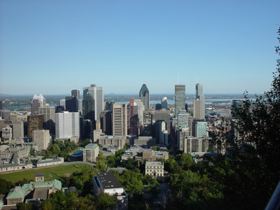 Montreal seen by a montrealer