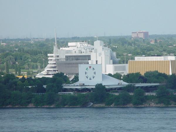 Casino de Montreal,ILE STE.HELENE.