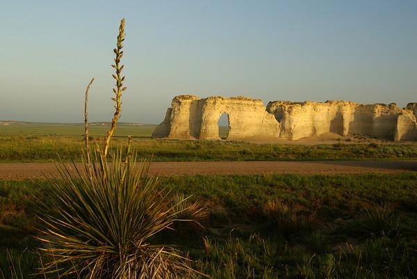 Monument Rocks Kansas