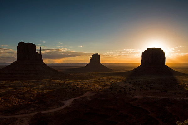Monument Valley - Navajo Tribal Park