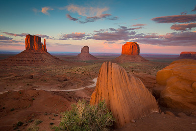 Monument Valley, AZ.