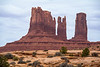 A relative late comer to organized tourism, Navaho Nation did not designate this area as Monument Valley Tribal Park until 1958. it is not on maps as a state or national park because it is neither. Navaho totally control it.