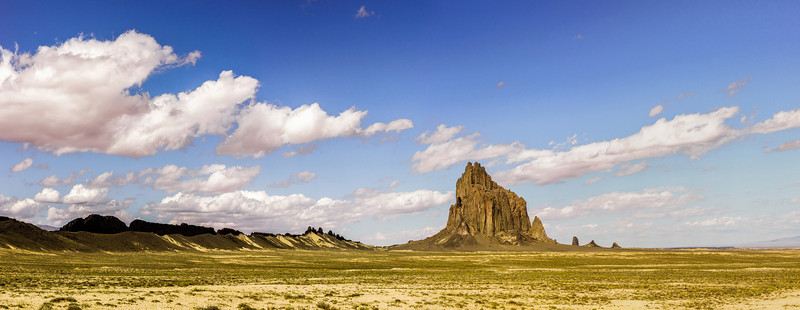 The Mighty Shiprock