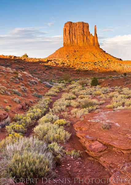 West Mitten, Monument Valley