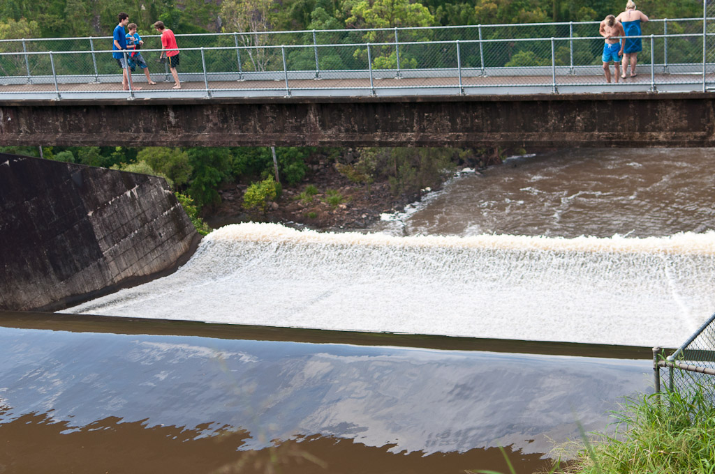Moogerah Dam, 3rd Jan 2011