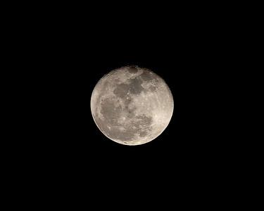 Moon Mar 20 2011