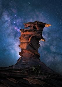 Cosmic Lantern