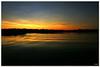 sunset over Lake St. John, Orillia