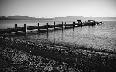 Lake Tahoe Pier, CA
