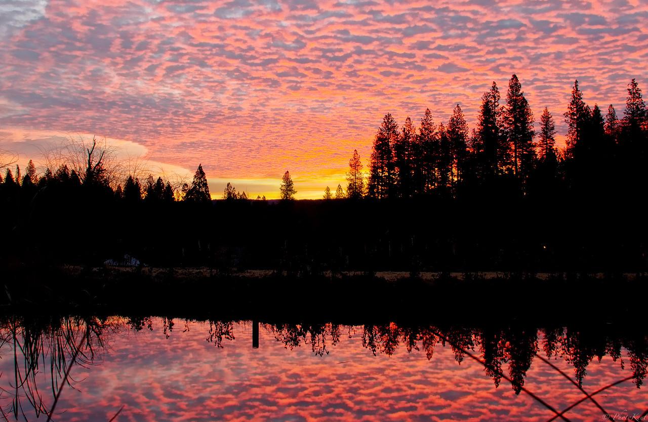 Ananda Sunrise over Duck Pond